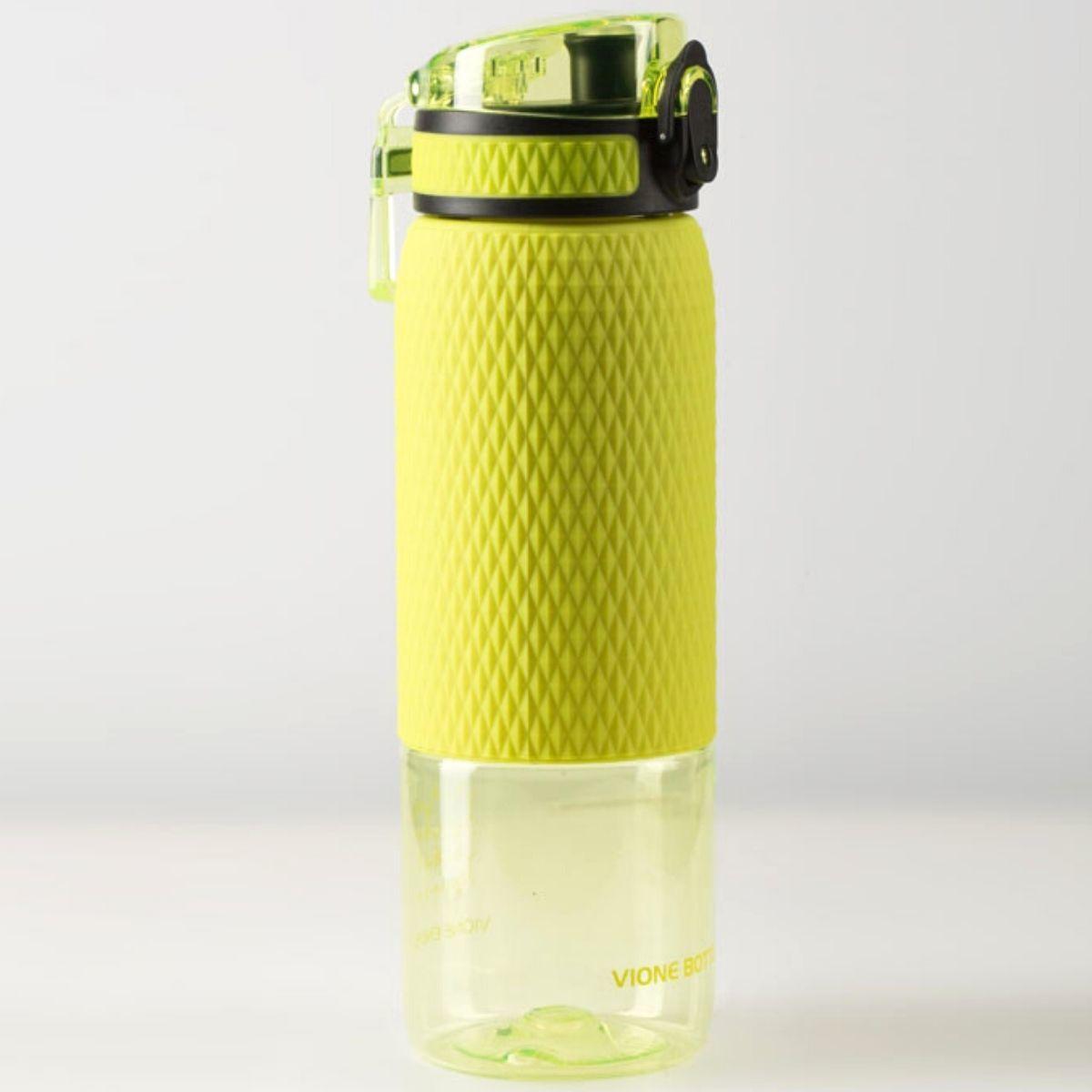 Генератор водородной воды Vione Mineral Bottle 500 мл, желтый