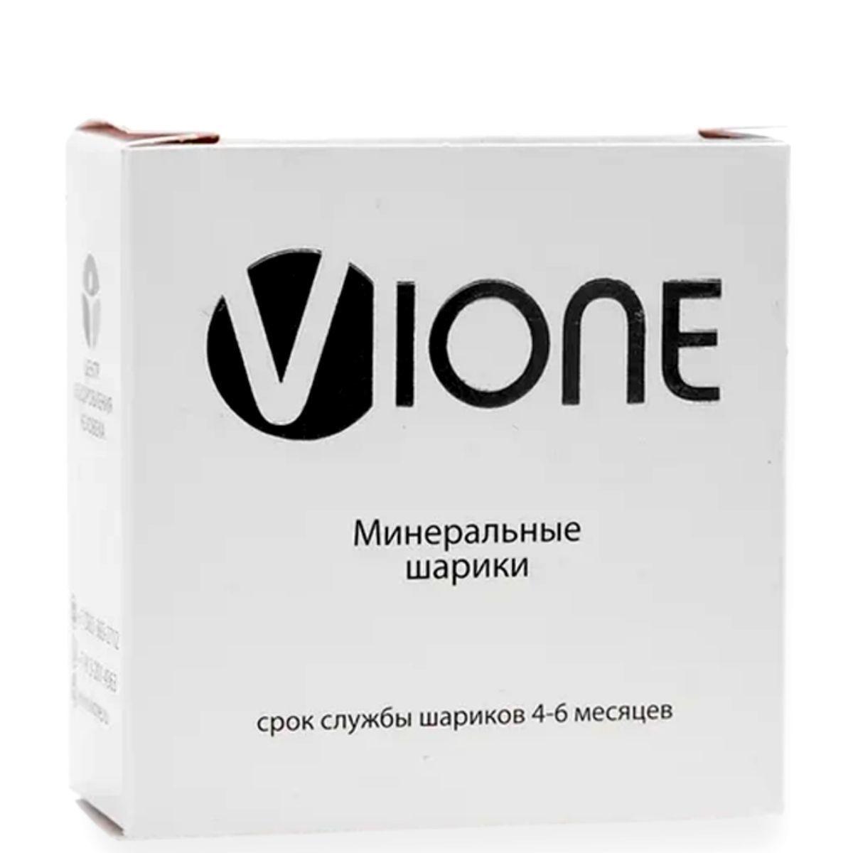 Комплект минералов для генератора водородной воды Vione Mineral Bottle