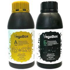 Питательный раствор VegeBox Mid А+Б 500 мл