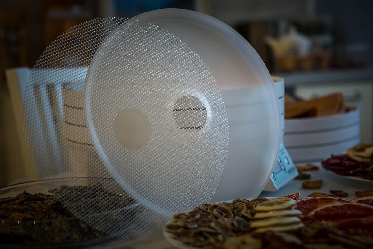 Дегидратор Ezidri Ultra FD1000 Digital, сетчатый лист и лист для пастилы