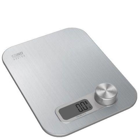 Весы кухонные Caso Kitchen Energy серебристые