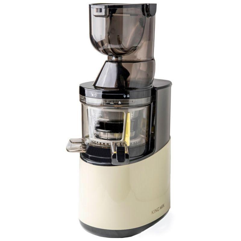 Шнековая соковыжималка King Mix GP-40S ваниль крем