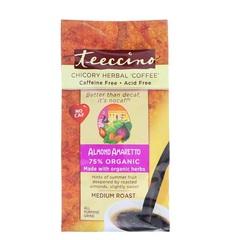 Травяной кофе с цикорием Teeccino без кофеина, миндальный амаретто 312 г