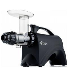 Шнековая соковыжималка Sana Juicer EUJ-606 черная матовая