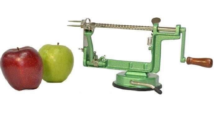 Машинка для очистки и нарезки яблок и картофеля