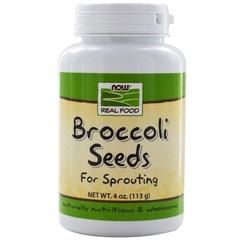 Семена для выращивания микрозелени Now Foods