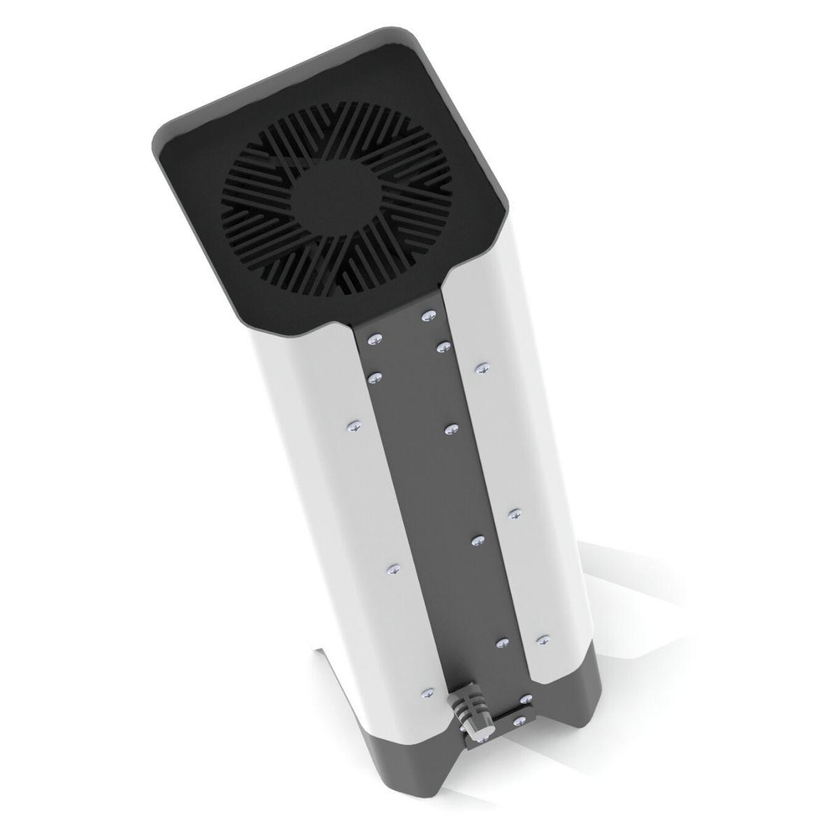 Ультрафиолетовый облучатель-рециркулятор Soeks для использования в общественных помещениях