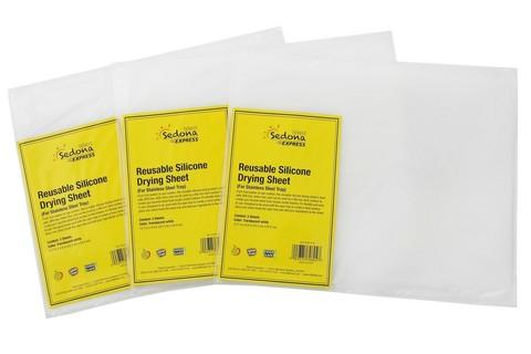 Листы для сушки Tribest Sedona Express силиконовые (3 шт) белые