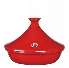 Тажин Emile Henry II поколение красный 32 см 3 л