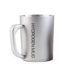 Кружка для активации воды Aquaspectr Hydrogen Mug 400 мл серая