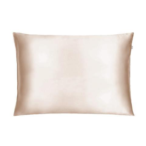 Шелковая наволочка Silk Silk карамель 50х70 см