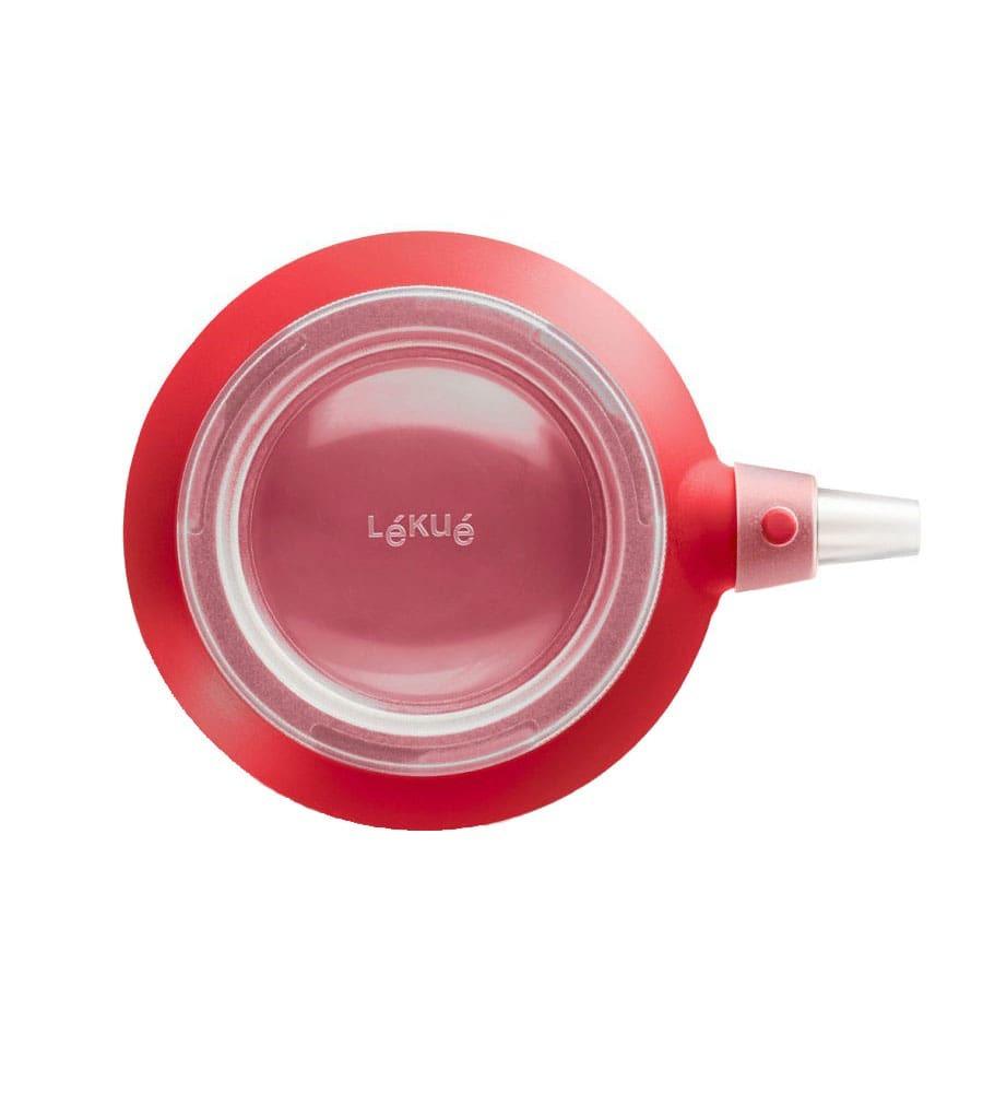 Декоратор Декомакс Lekue + 6 насадок красный