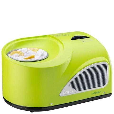 Мороженица Nemox Gelato NXT-1 I-Green зеленая 1,7 л (автоматическая)