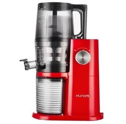 Шнековая соковыжималка Hurom Premium H-AI RBE20, красная