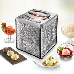 Автоматическая мороженица Unold Professional 2L серебристая