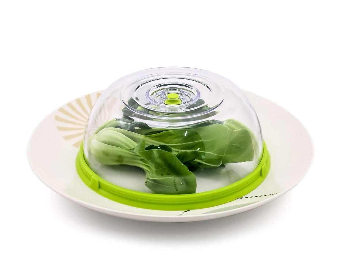 Защита продуктов от смешивания запахов