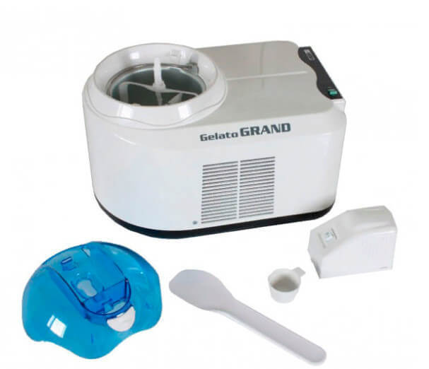 Автоматическая мороженица Nemox Gelato Grand 1.5L комплектующие