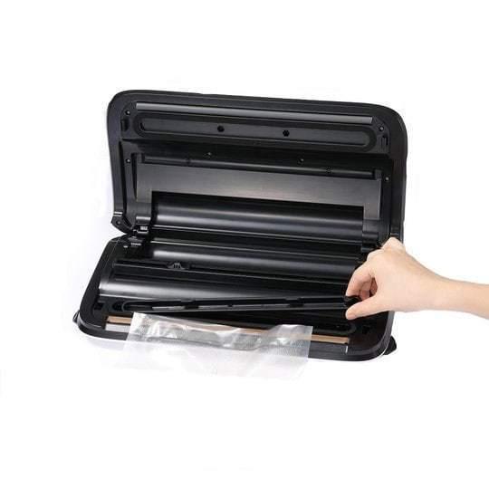 Вакуумный упаковщик Sea-Maid GN 1108 со встроенным ножом для пленки