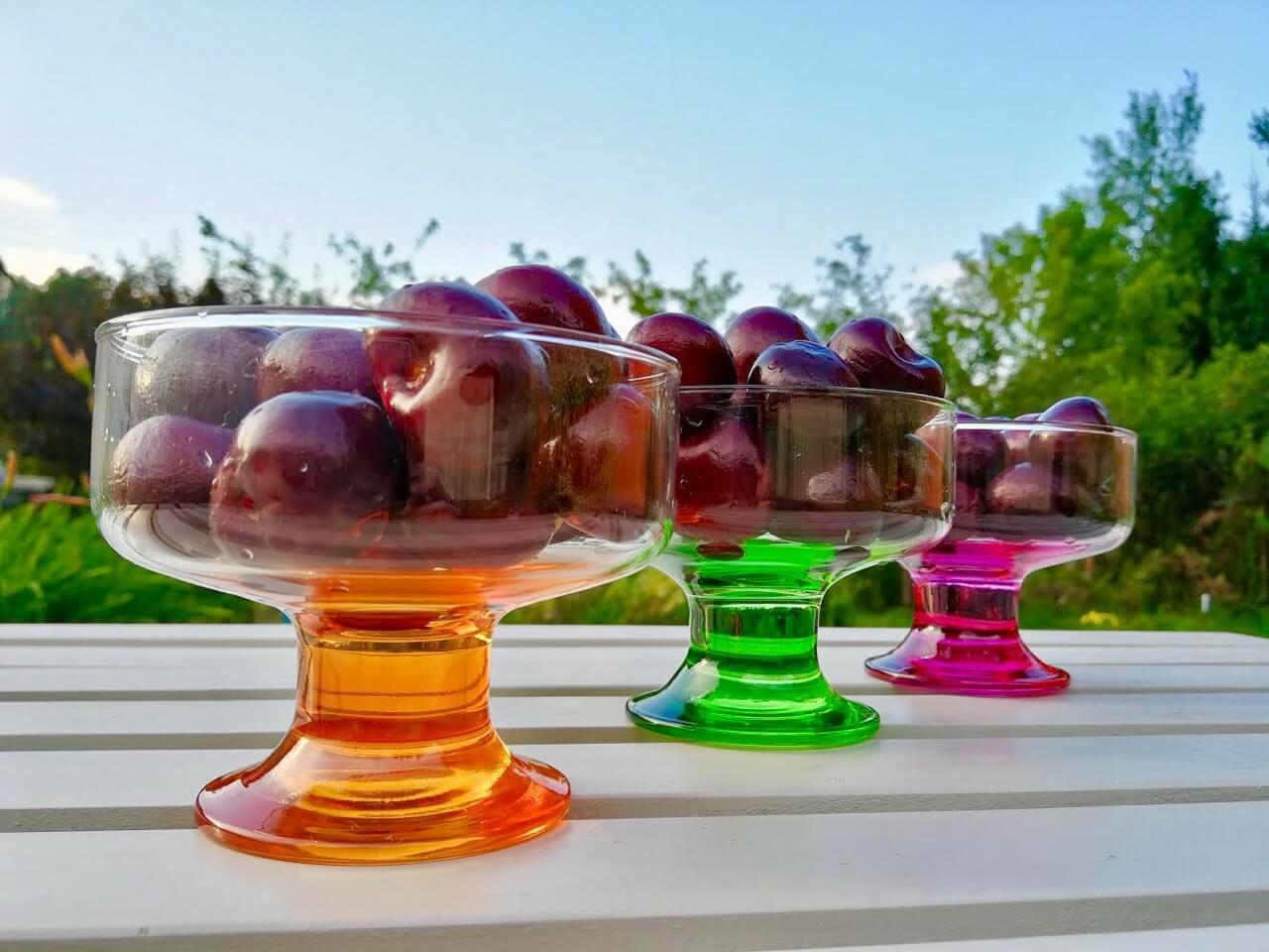 Креманки для мороженого Pasabahce Enjoy набор 3 штуки