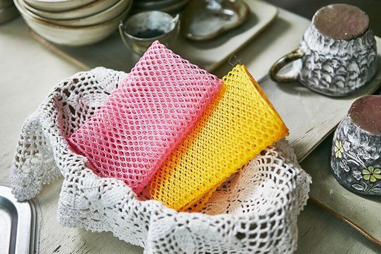 Сетка для мытья посуды