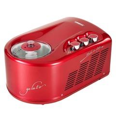 Автоматическая мороженица Nemox Gelato Pro 1700 UP 1.7L красная