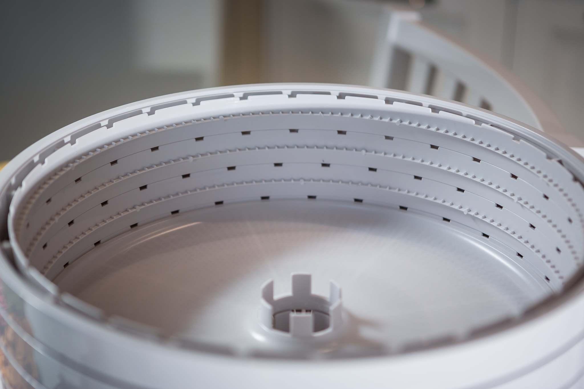 Полое кольцо для дегидратора Ezidri Snackmaker FD 100 Digital, подходит для приготовления йогурта в дегидраторе