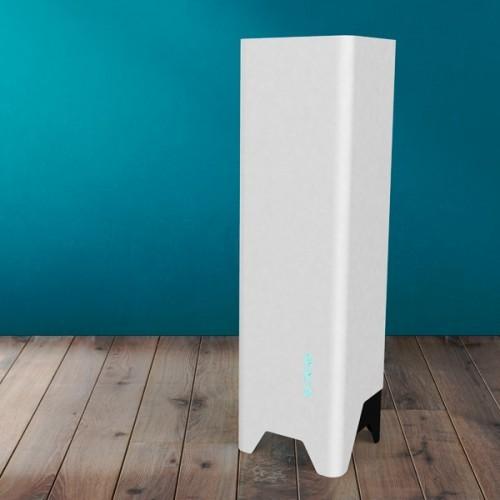 Рециркуляция воздуха обеспечивается с помощью вентиляторов установленных внутри корпуса