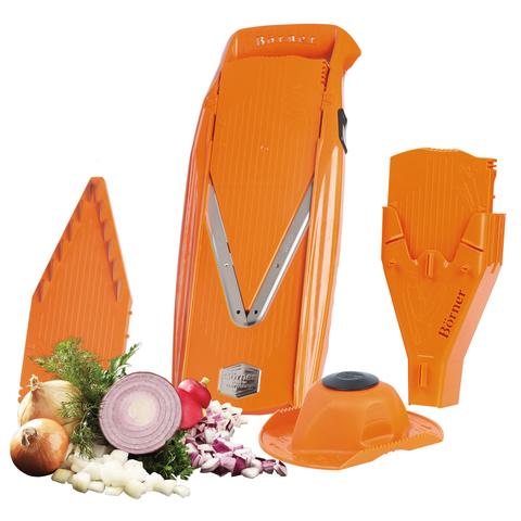 Овощерезка Borner «PPRIMA +» оранжевая