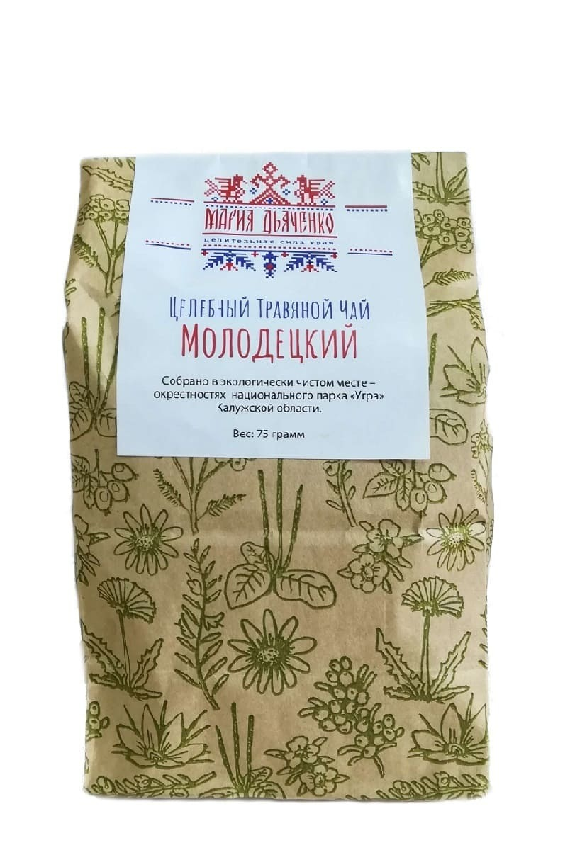 Травяной чай Мария Дьяченко