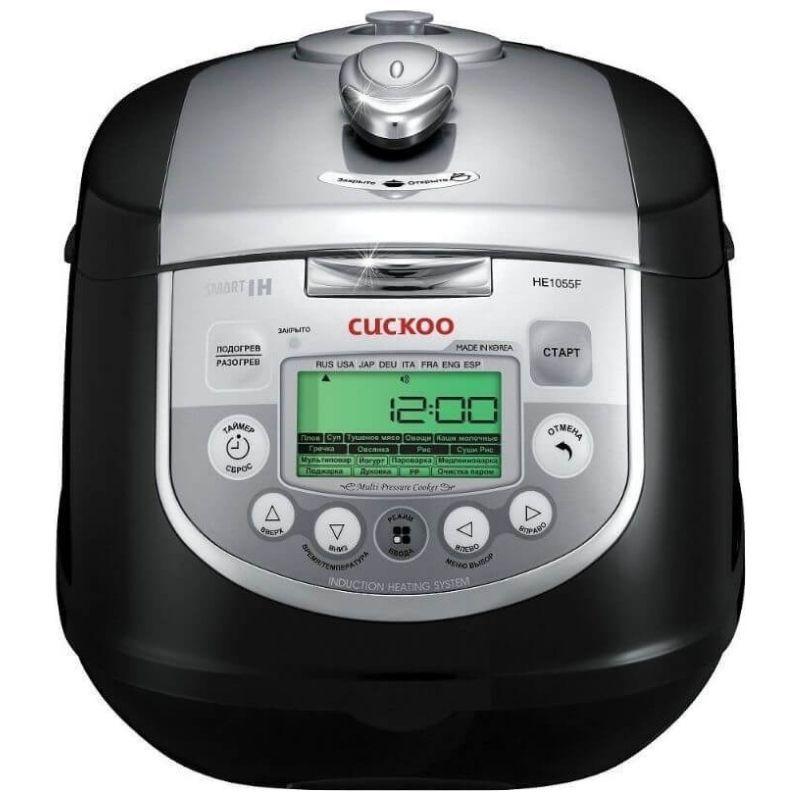 Мультиварка Cuckoo CMC-HE1055F черная