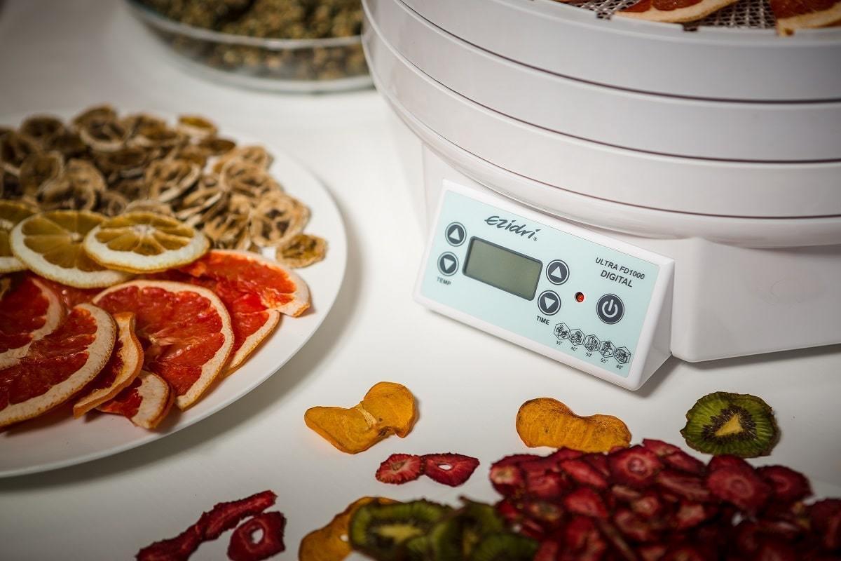 Дегидратор Ezidri Ultra FD1000 Digital, электронная панель управления